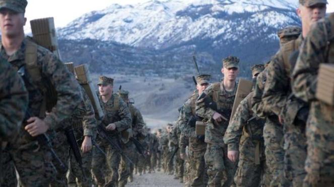 VIVA Militer: Personel militer Amerika Serikat (AS)