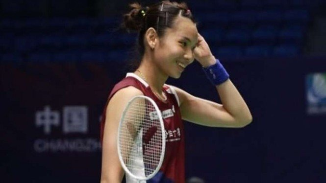 Tunggal putri Taiwan, Tai Tzu Ying.