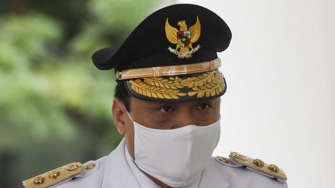 Pelantikan Wakil Gubernur DKI Jakarta Ahmad Riza Patria