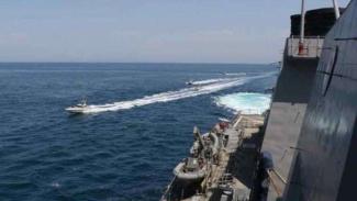 VIVA Militer: Kapal Tempur Cepat Angkatan Laut Pasukan Revolusi Islam Iran