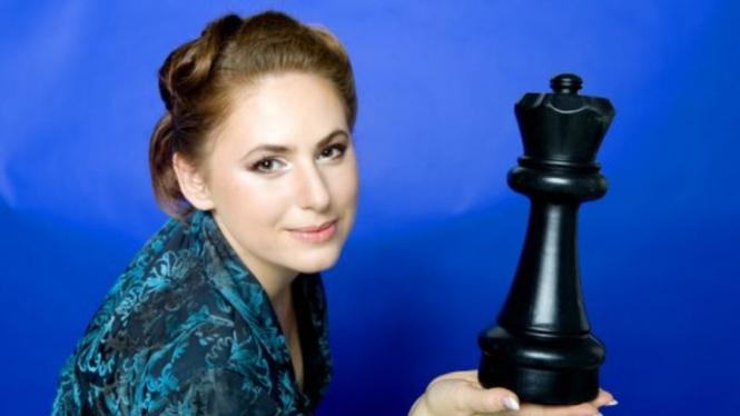 Grandmaster Judit Polgar