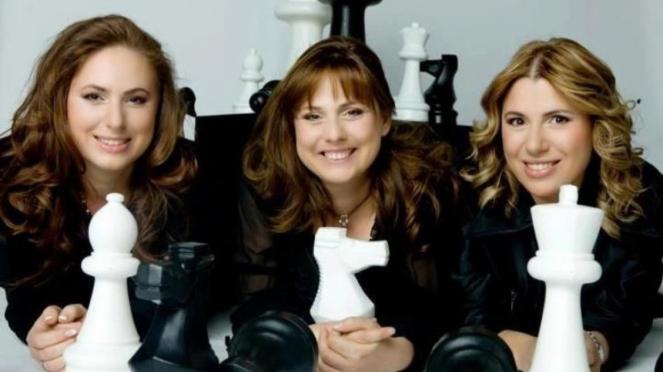 Polgar bersaudara (Susan, Sofia dan Judit)