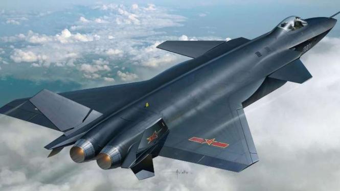 VIVA Militer: Pesawat tempur China, Chendu J-20