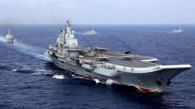 VIVA Militer: Kapal Induk China, Liaoning (CV-16)