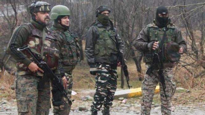 VIVA Militer: Personel militer India
