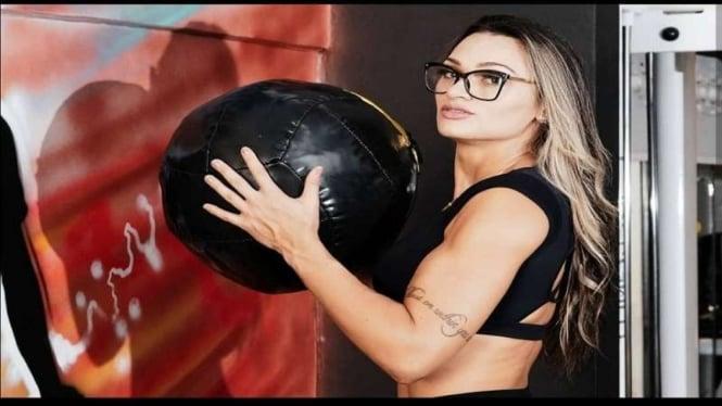 Petarung MMA, Joyce Vieira