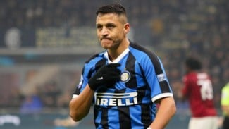 Winger Inter Milan, Alexis Sanchez