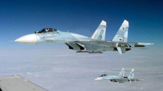 VIVA Militer: Jet Tempur Rusia, Sukhoi Su-27