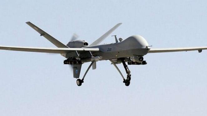 VIVA Militer: Drone Reaper Angkatan Udara Inggris (RAF)