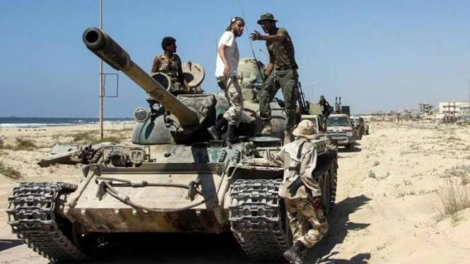 VIVA Militer: Pasukan Tentara Nasional Libya (LNA)