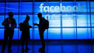 Facebook, salah satu pelaku usaha OTT.