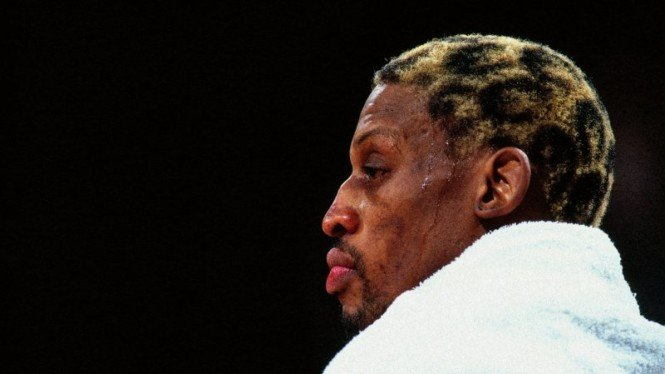 Legenda NBA, Dennis Rodman.