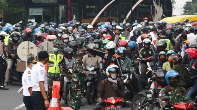 PSBB Surabaya Hari Pertama