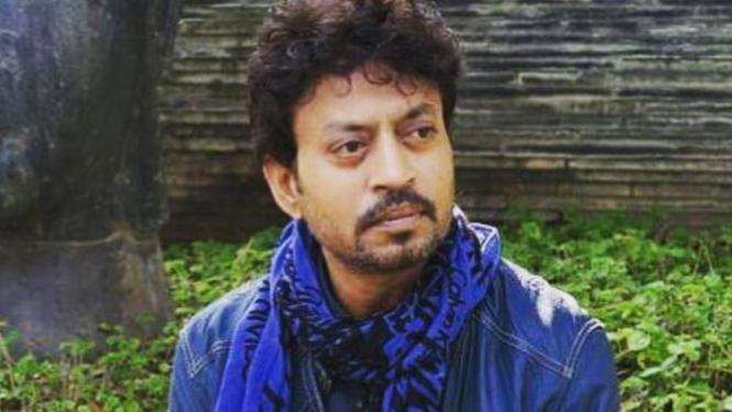 Irrfan Khan.