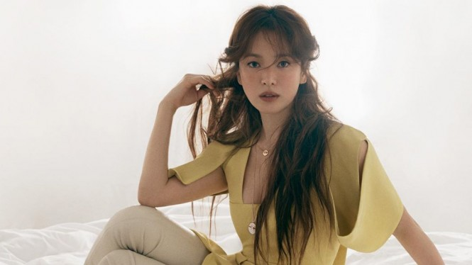 Song Hye-kyo.