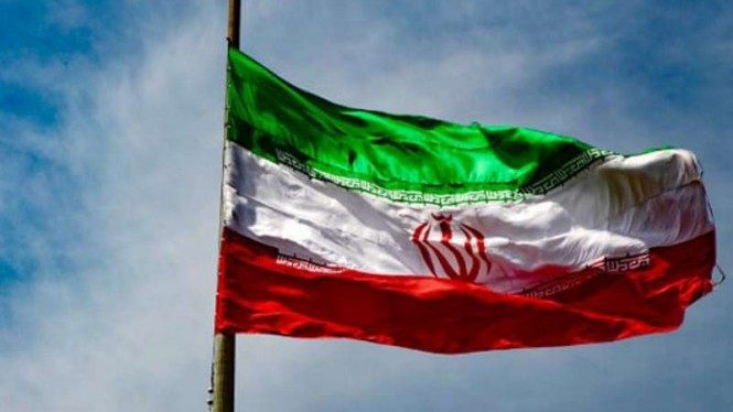 VIVA Militer: Bendera Republik Islam Iran