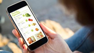 Belanja kebutuhan pokok, buah san sayur online.
