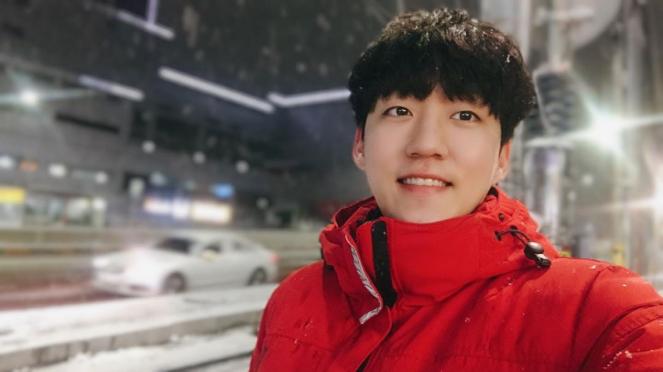 YouTuber Daud Kim (Jay Kim)
