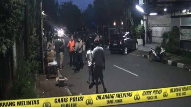 Pengemudi taksi online ditemukan tewas diduga dibunuh di Pulogadung