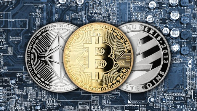 Uang digital.