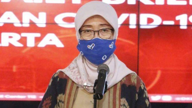 Kadinkes DKI Jakarta, DKI Widyastuti