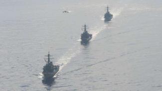 VIVA Militer: Kapal perang Amerika Serikat (AS)