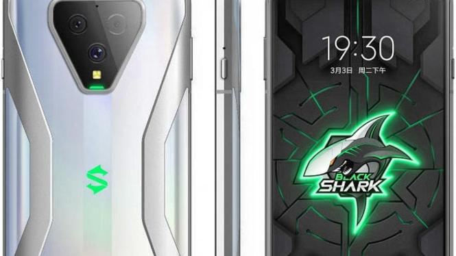 Xiaomi Black Shark 3.