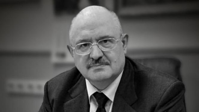 Kepala Program Luar Angkasa Rusia, Yevgeny Mikrin.