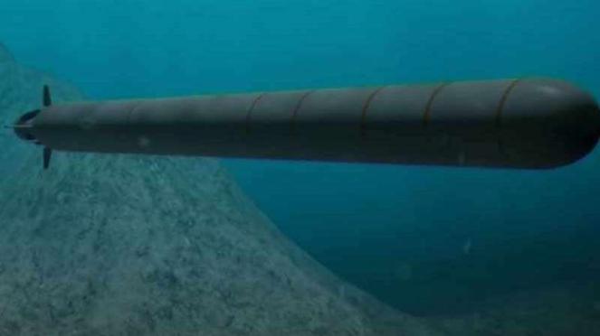 VIVA Militer: Drone Nuklir Bawah Laut Rusia, Poseidon