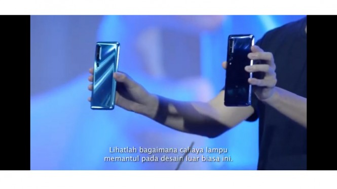 Xiaomi Mi 10.
