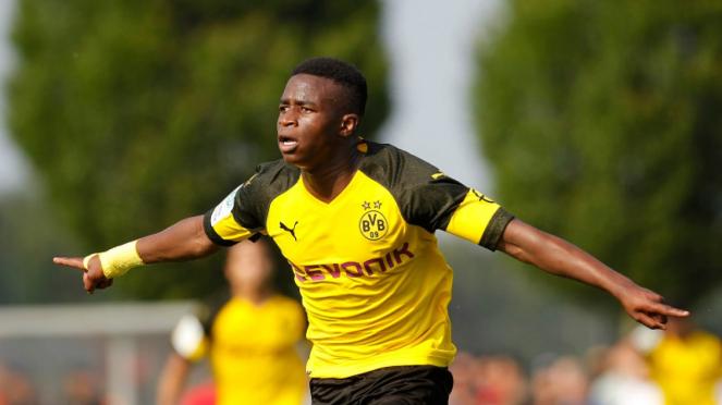 Wonderkid Borussia Dortmund, Youssufa Moukoko