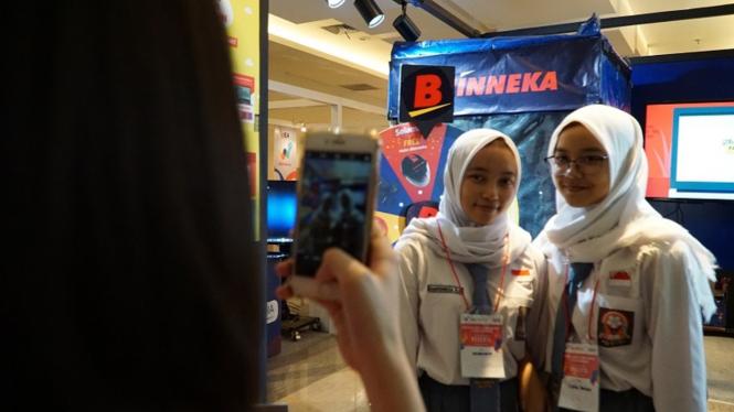 Booth Bhinneka.com.