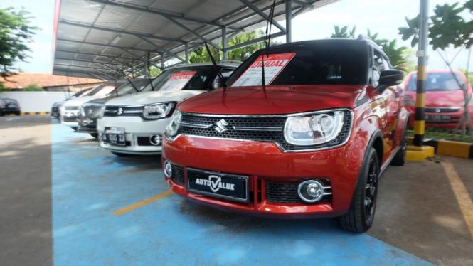 Mobil bekas di Auto Value