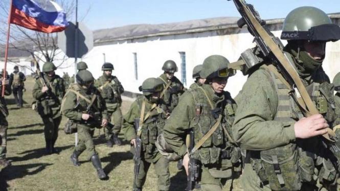 VIVA Militer: Tentara bayaran Rusia di Suriah