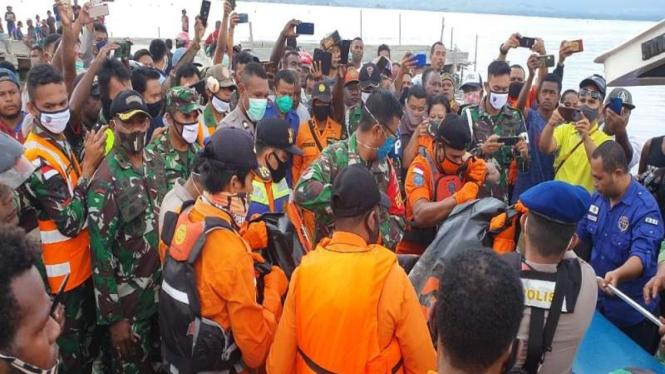 Pesawat Cessna jatuh di Sentani, pilot tewas
