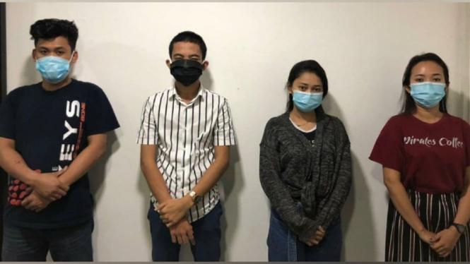 Remaja bikin prank terpapar corona di Bone diamankan polisi
