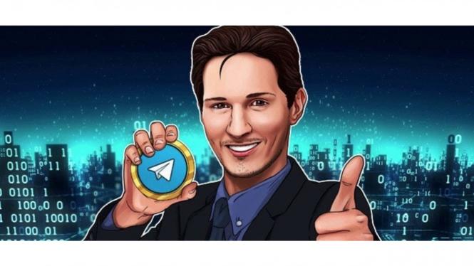 Pendiri Telegram Pavel Durov.