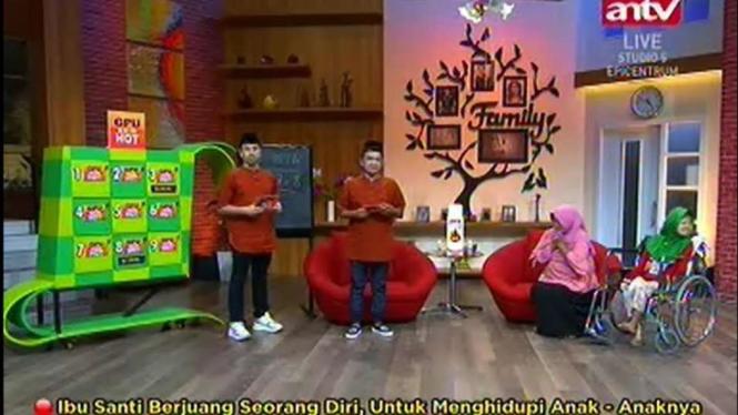 Program Pesbukers Ramadhan ANTV.