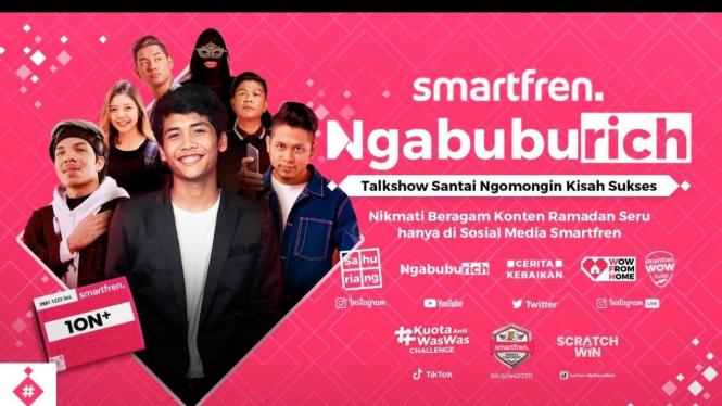 Program smartfren Ngabuburich.