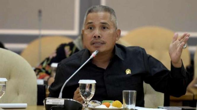 Anggota Komisi XI DPR RI Achmad Hafisz Tohir