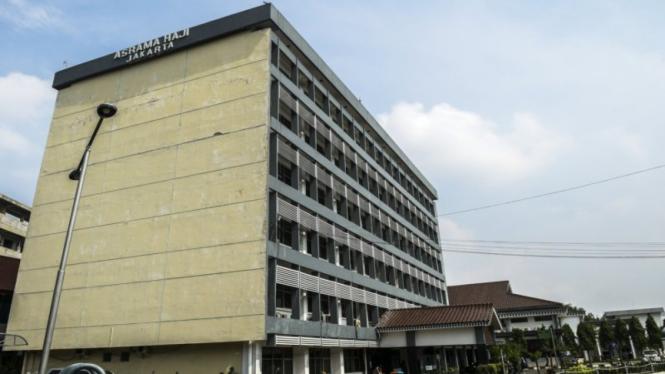 Asrama Haji Pondok Gede jadi tempat karantina pekerja migran dan Jamaah Tabligh