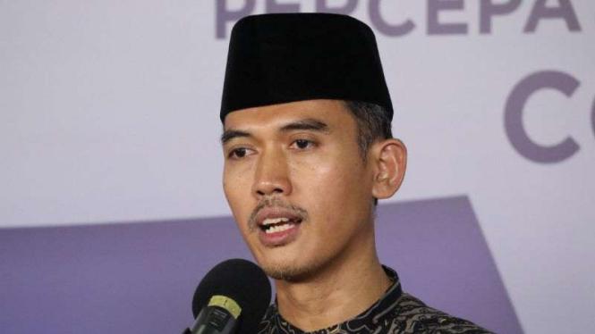 Ketua MUI Bidang Fatwa, Asrorun Niam Sholeh.
