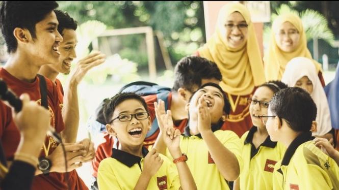 Ilustrasi anak sekolah   Photo by Iqwan Alif from Pexels