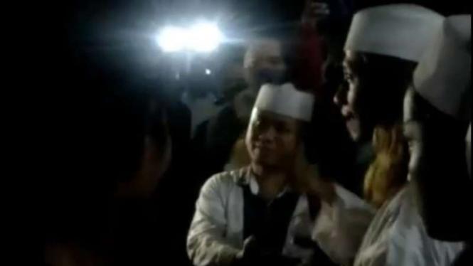 Habib Bahar kembali ditangkap polisi.