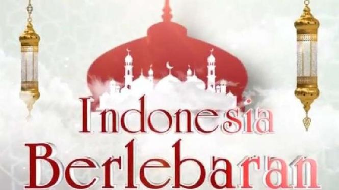 Program tvOne saat Hari Idul Fitri 1 Syawal 1441H