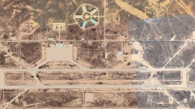 VIVA Militer: Pangkalan Militer Al- Watiya