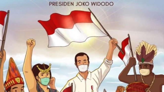 Hari Kebangkitan Nasional ala Presiden Joko Widodo.