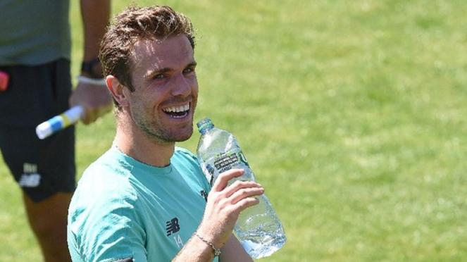 Kapten Liverpool, Jordan Henderson