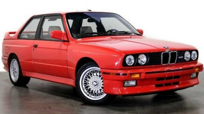 BMW M3 E30 milik Paul Walker.