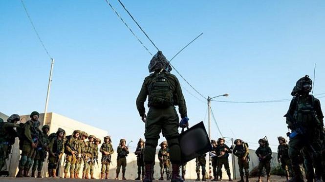 KFIR Brigade, pasukan kilat milik Israel.